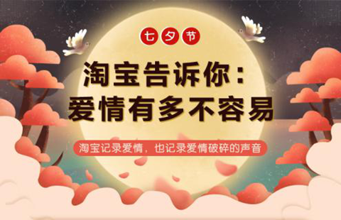 """淘宝""""爱情大数据"""":七夕鲜花消费涨90%"""