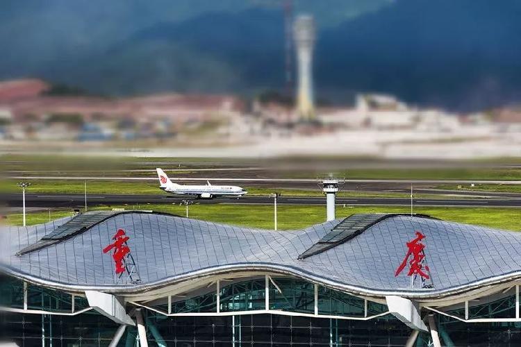 点赞!江北机场这项数据全国第一