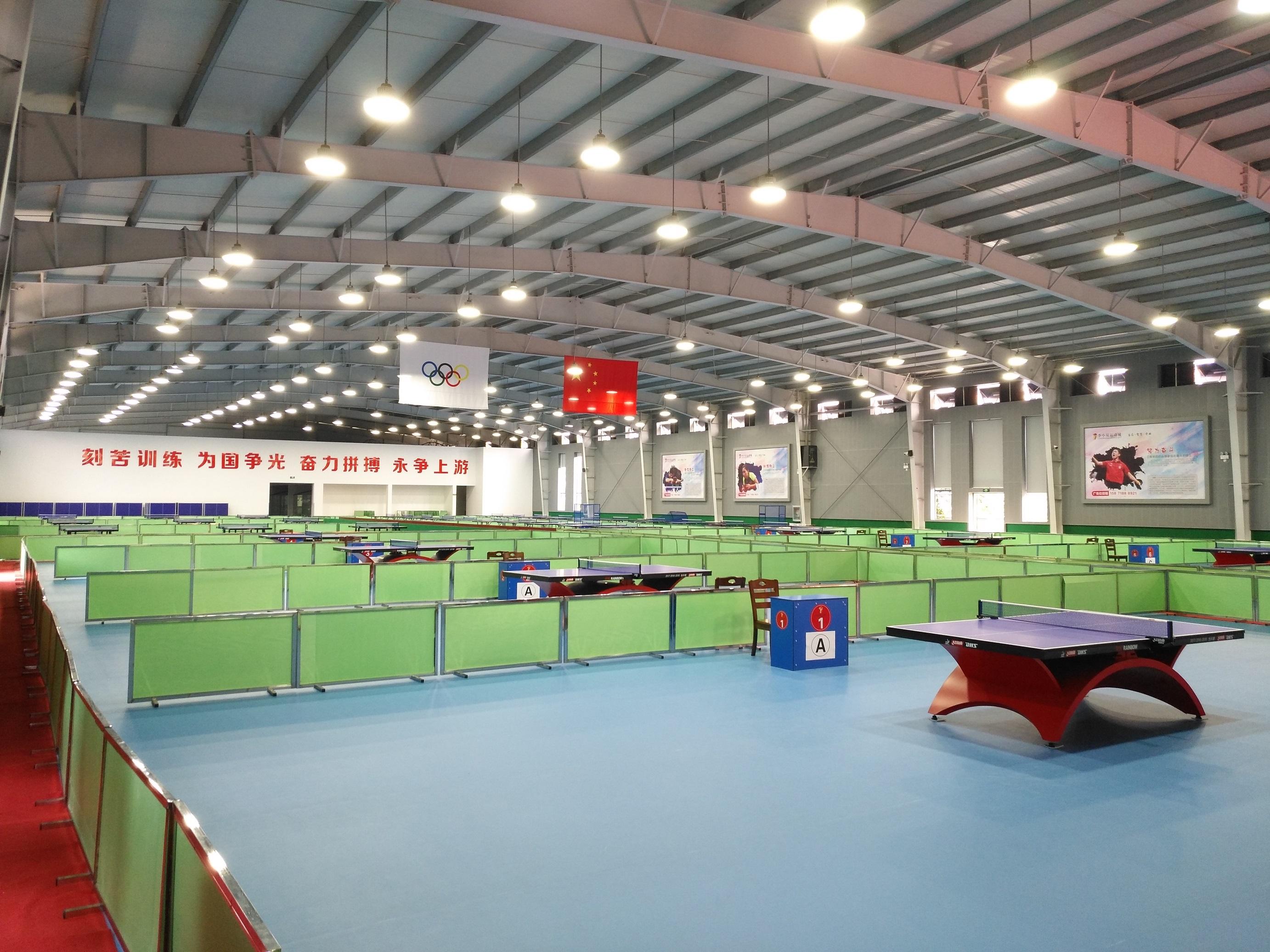 国际乒联公布世界杯参赛名单!LED乒乓球场照明的优势到底在哪?