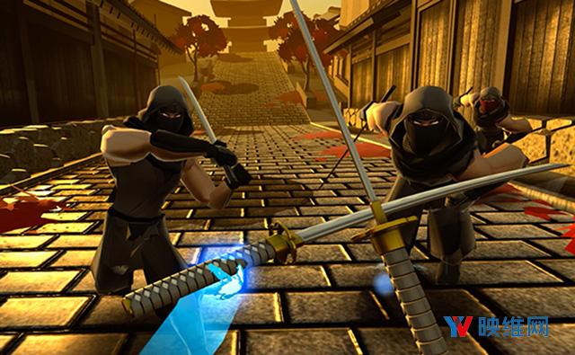 售价20美元,忍者动作游戏《Ninja Legend》登陆Oculus Quest