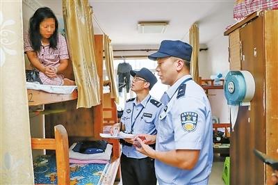 拱北警方持续整治非法经营性民宿 6家违规民宿被取缔