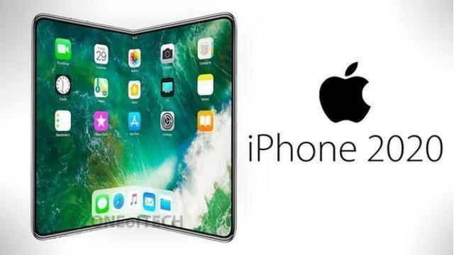 苹果2020年iPhone折叠屏手机+5G网络,颜值和价格都达到巅峰