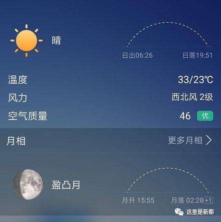 【新都天气】8月10日、11日(星期六、星期天)