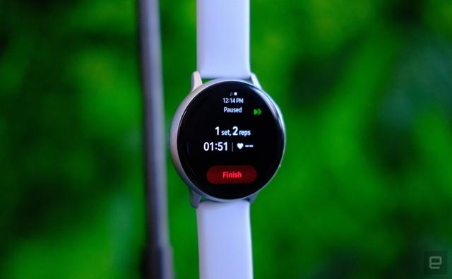 三星Watch Active 2:规格升级,又一健康智慧表新选择