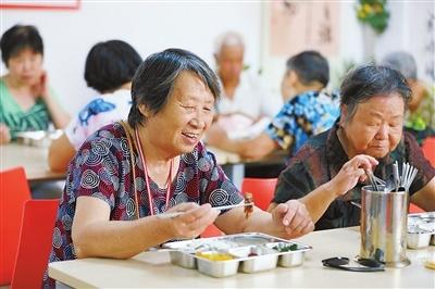 香洲区大力推进社区居家养老服务 今年新增4处长者饭堂
