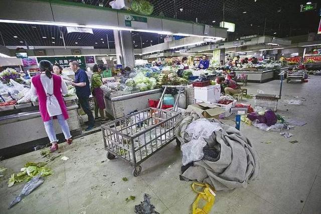 <b>静安这家菜市场有颜有实力,扫一扫小票便知小菜出身</b>