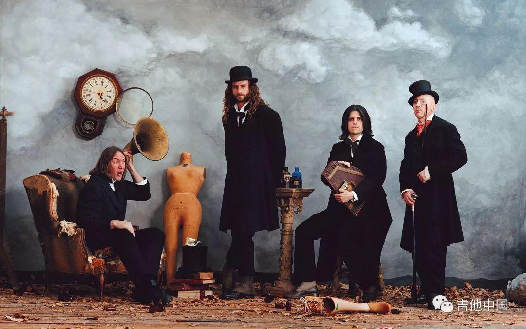 长达13年的等待 | 前卫/另类金属TOOL乐队携新歌归来