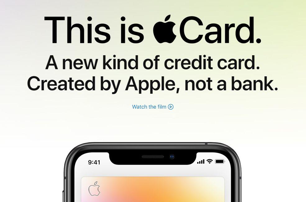 苹果也发信用卡,承诺最低还款利率以及超强隐私保护,但真相是……