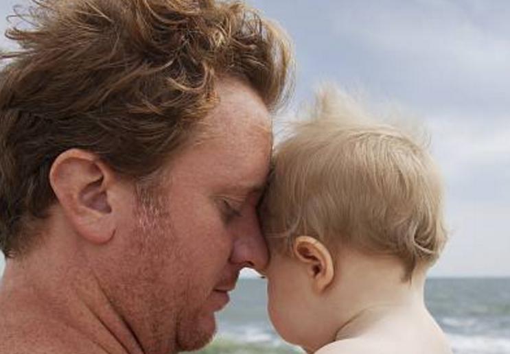 爸爸易给孩子遗传这几个特征,尤其最后一点,祈祷生女儿 儿子遗传爸爸