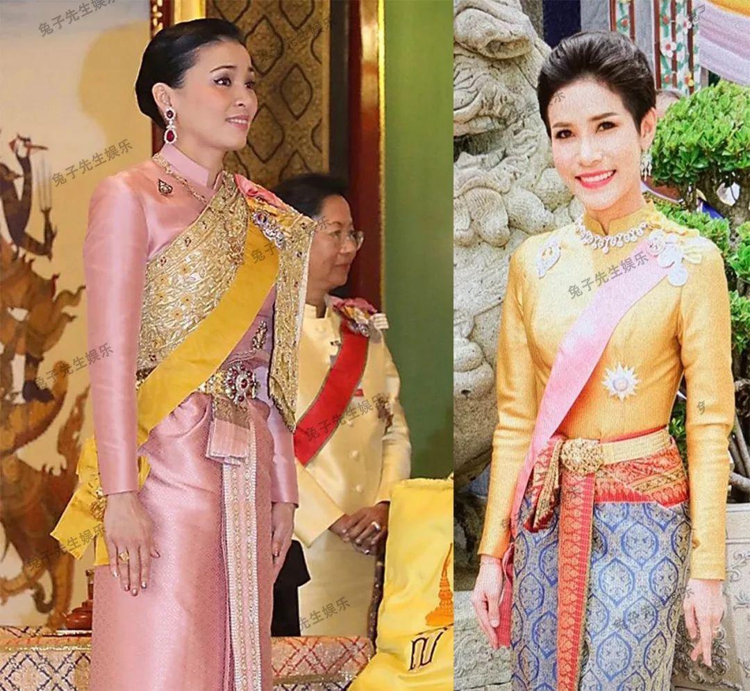 泰国王后贵妃手段多,可第三任王妃才是情场高手,国王轻松被拿下