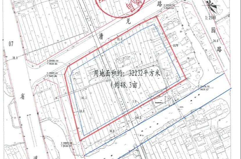 南市新區48畝住宅用地花落誰家?_平湖圖片
