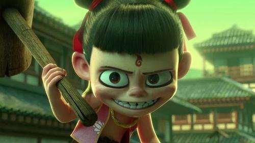 马小盐:新哪吒,一个被误认为英雄的痞子婴孩