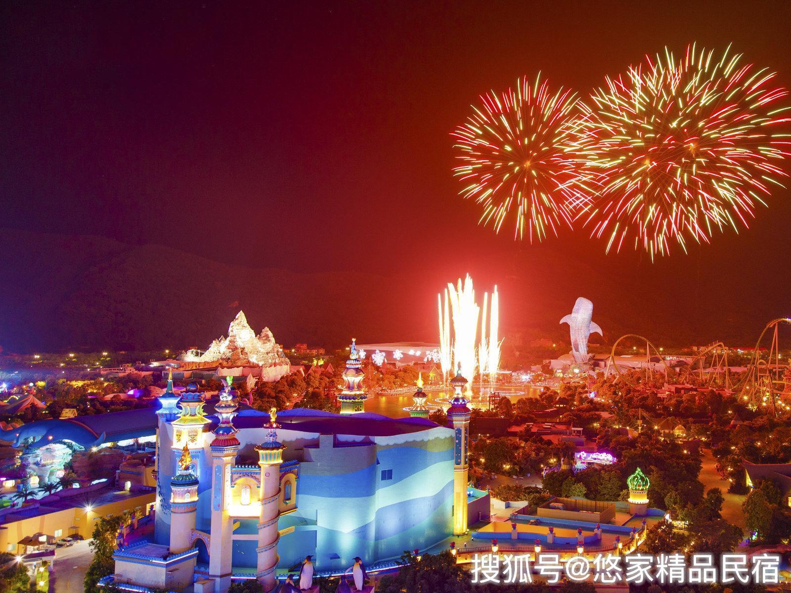 <b>民宿打卡清单:嗨玩广州长隆,这间人均90的民宿必打卡!</b>