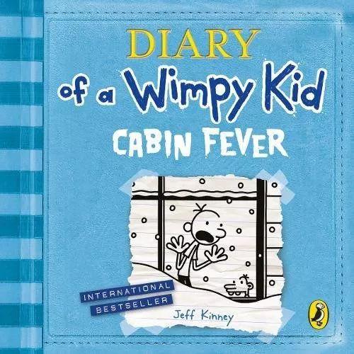 听名师讲解,领英文原著小屁孩日记Cabin Fever书籍和原版音频