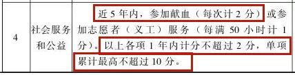2019广州积分入户加分项!你知道怎么献血吗
