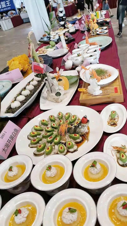 食美中国,太湖法国美食文化节来了!太湖电影关于的美食图片
