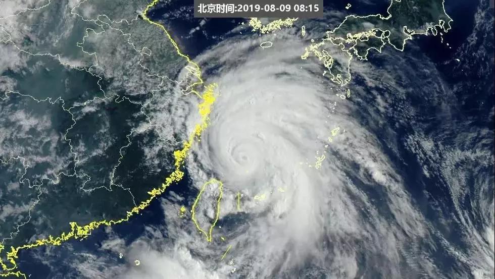 """台风红色预警!超强台风""""利奇马""""将正面袭击我国,天安财险提醒您防台措施要谨记!插图"""