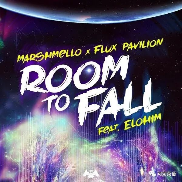 欧美新歌速递∣lRoom to Fall-Marshmello
