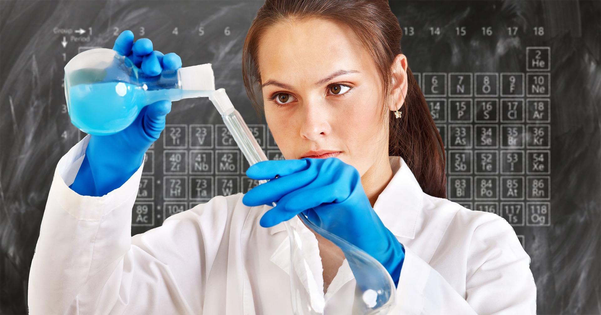 科学实验是人类开启奇思妙想的钥匙