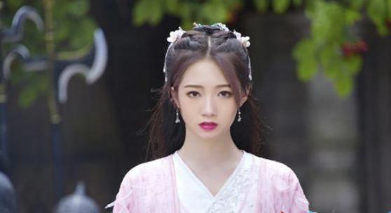 孟美岐诛仙新外型暴光,演碧瑶受争议,粉丝却说她比赵丽颖有灵气