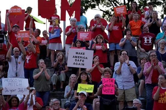 美沃尔玛超市不打算停止销售枪支 沃尔玛员工罢工、网上请愿呼吁控枪
