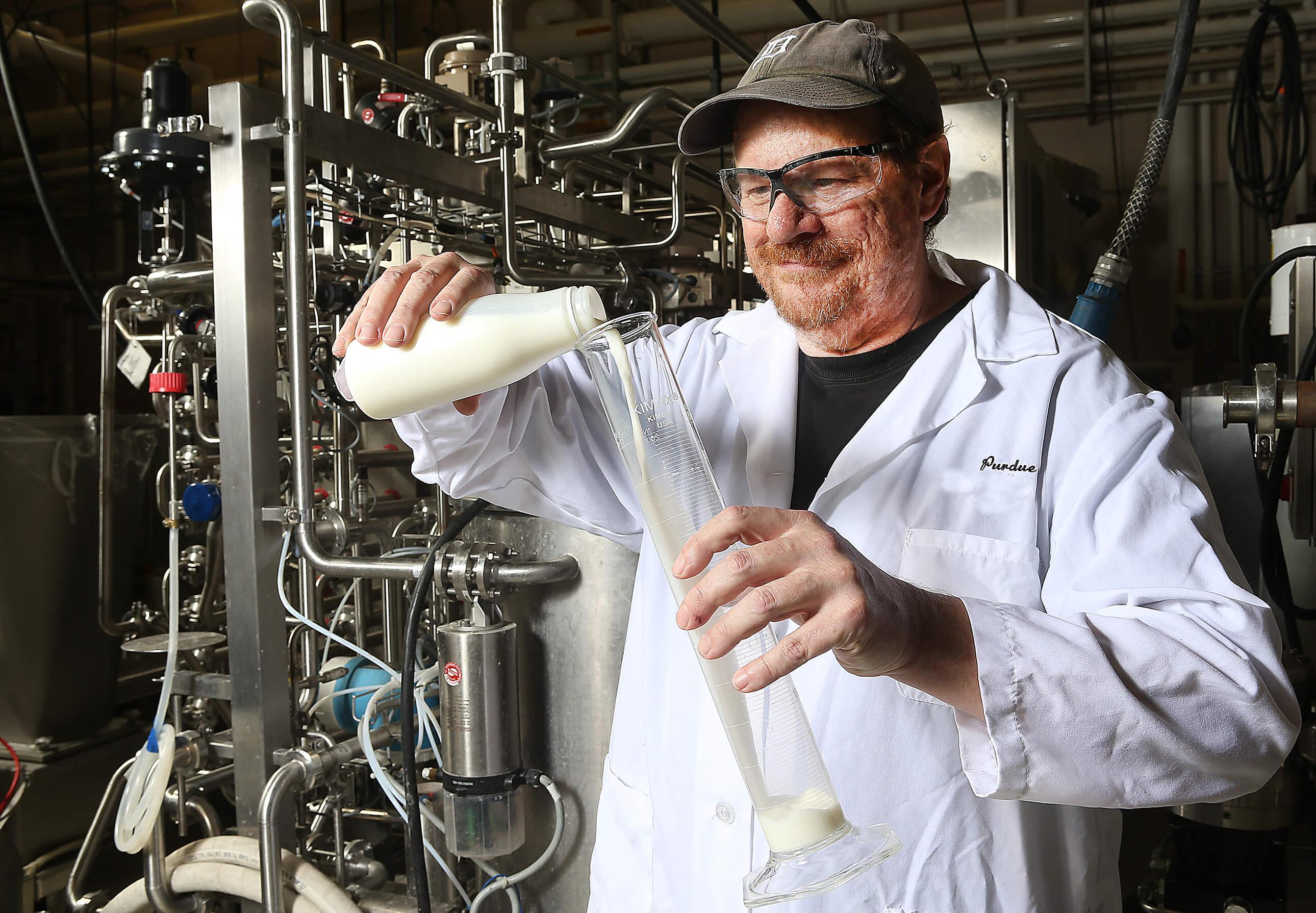保质期长达一个月的鲜牛奶,你敢喝吗?