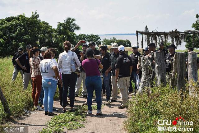 立交桥附近惊现19具尸体
