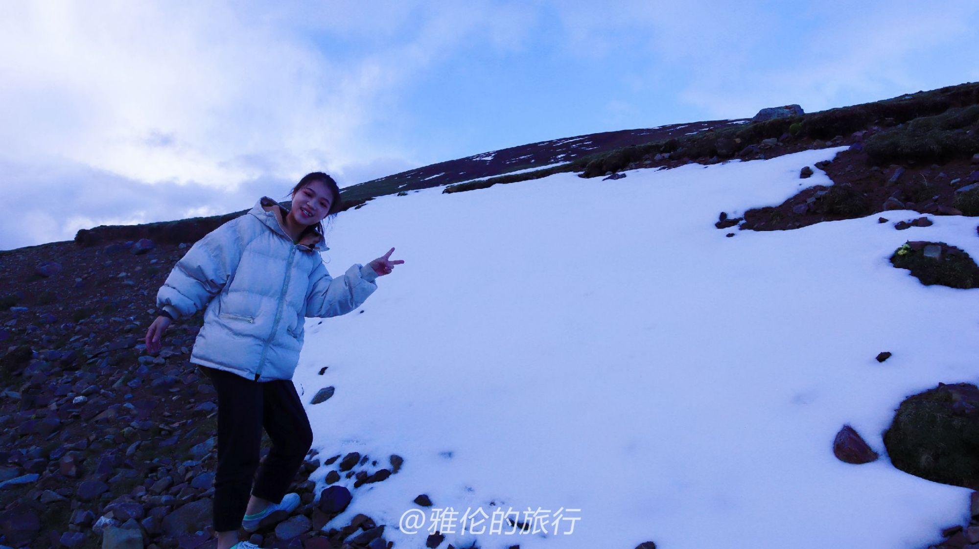 唐古拉山口海拔5231米,西藏青海两省神秘界山,一秒风雪一秒艳阳