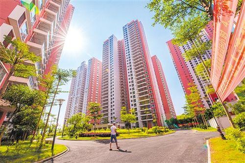 南宁市在凤岭北地铁旁建人才公寓  834人成首批入住者