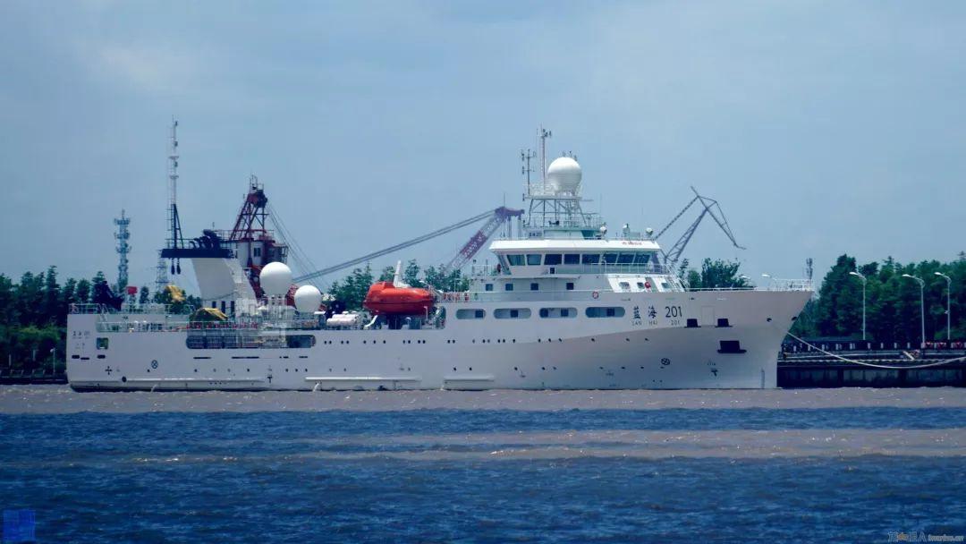 【图鉴】沪东中华3000吨海洋渔业综合调查船