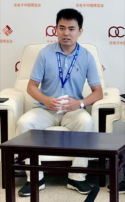 杨天领:中国红外热成像技术必将赶超世界先进水平