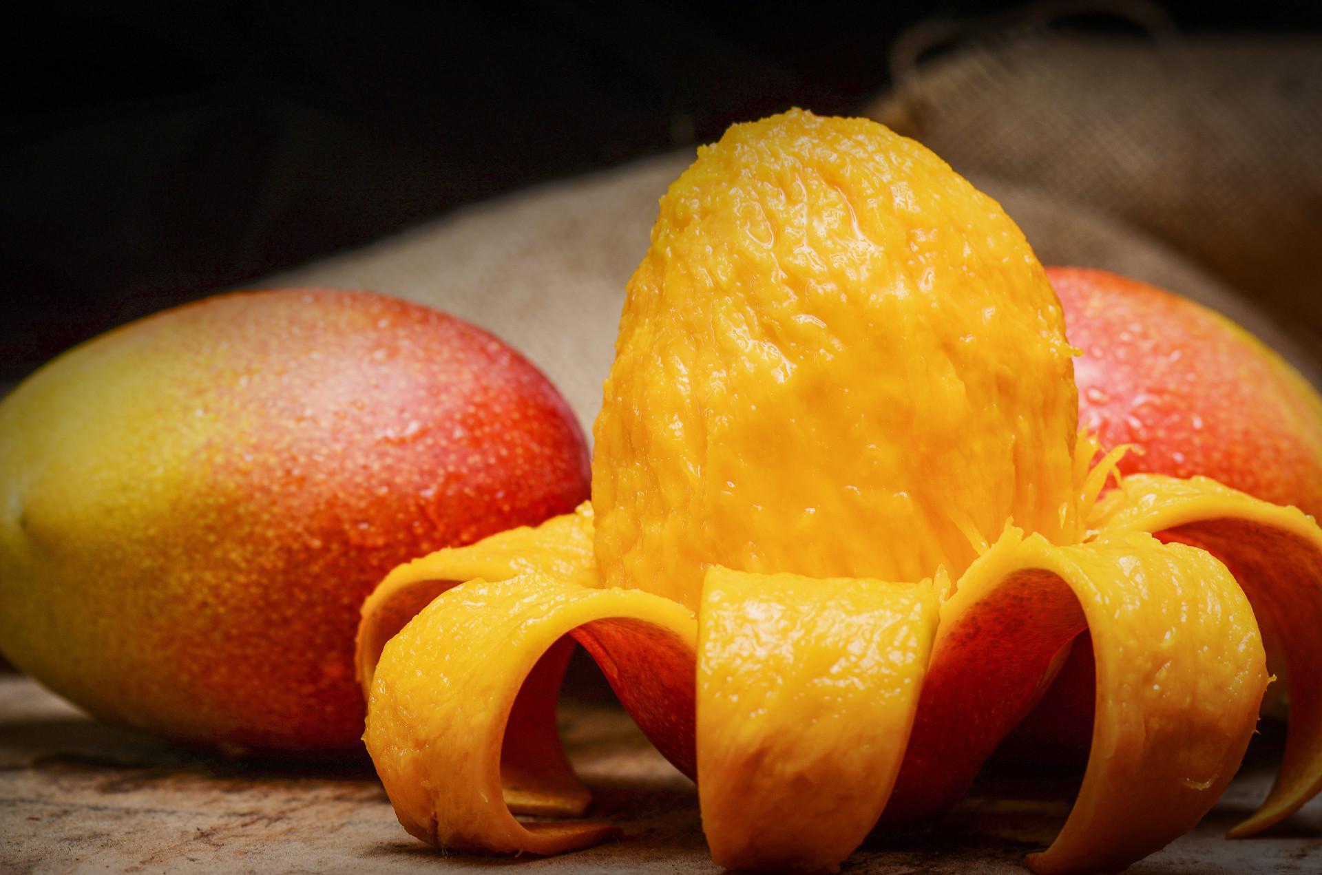 芒果的营养特点 | 每日涨营养姿势1041