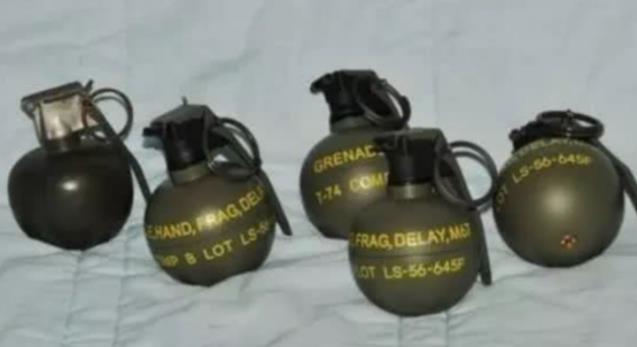 <b>一颗手榴弹的威力真正如何? 别又被电视剧骗了, 老兵告诉你答案</b>