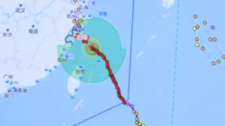 """超强台风""""利奇马""""来袭,明天高铁汽车客运大部分停运"""