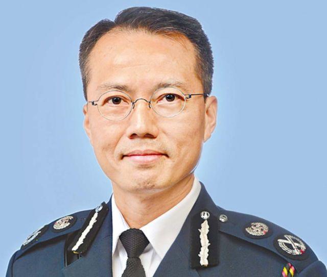 香港前警务处副处长归队!曾参与处置旺角暴乱