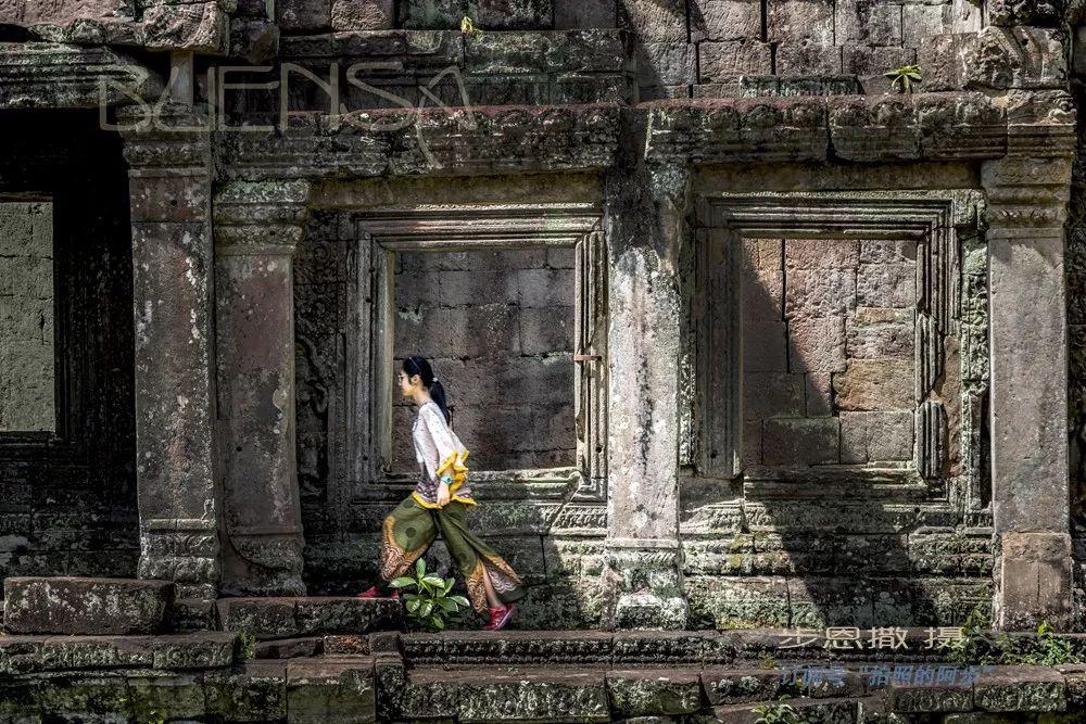 游荡在圣剑寺(柬埔寨吴哥窟游记04)