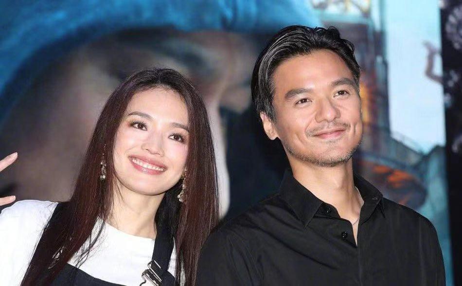 舒淇为冯德伦庆生,还祝老公新作品上线,老公却没为她新作品宣传