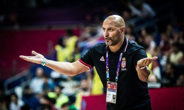 塞尔维亚主教练向美国宣战!愿上帝保佑美国队,他凭什么这么狂?