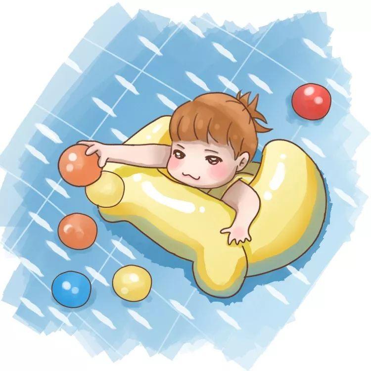 夏天给娃洗澡才不是个简单活儿,这几个部位千万别乱洗!