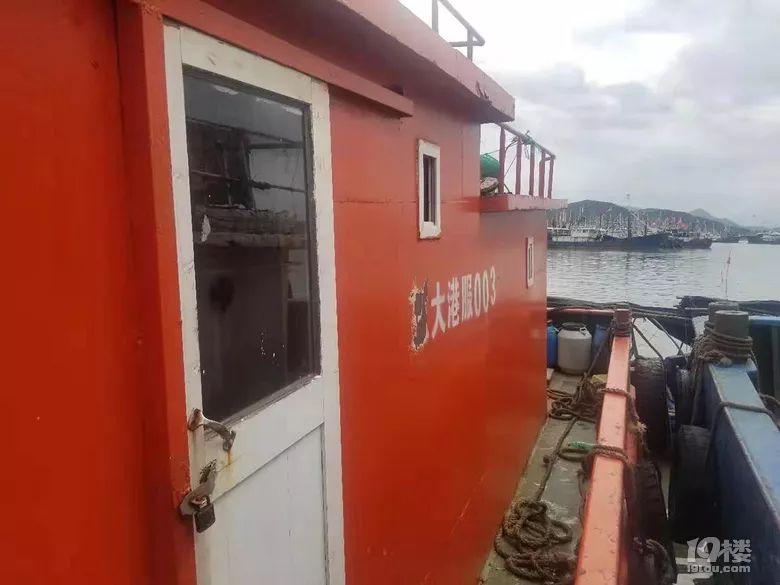 渔民价值15万的船被偷,玉环民警台风天驱车600公里抓获窃贼