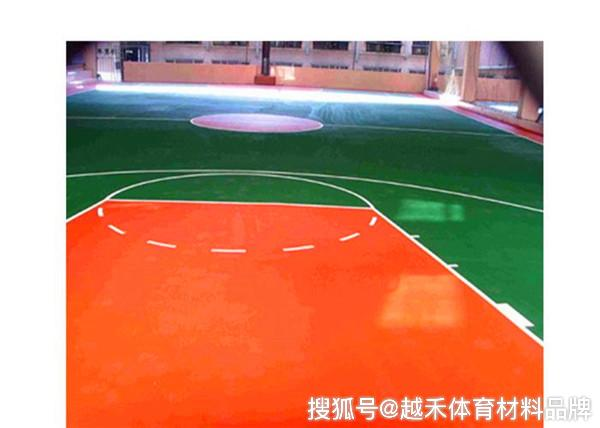 塑胶篮球场的操作寄望事项及维护知识