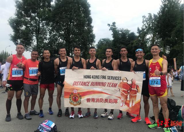 祝贺!天府新区民警曾云盛勇夺半程马拉松铜牌