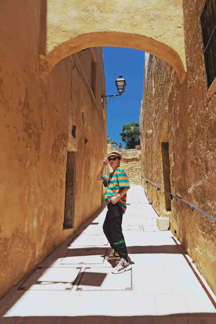 原创维多利亚大城堡,欧洲人也会专程去度假的马耳他