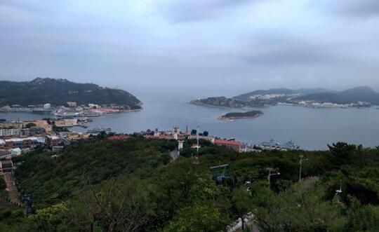 驻马店市作家协会采风团畅游黄渤海沿线名胜古迹
