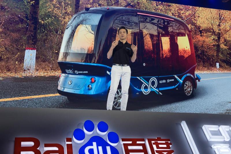36氪独家 | 李彦宏站台的无人巴士项目生变,主力人员撤出,产品停止推广