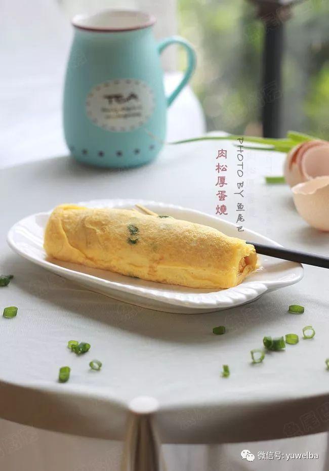 厚蛋烧,日剧中那款很温暖的美食,原来真的很简单