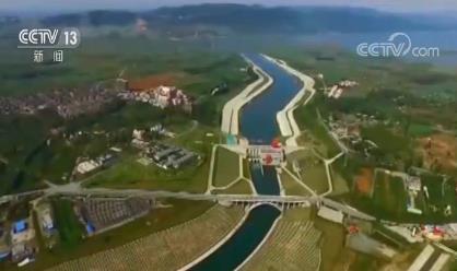 新中国的第一:第一个超大年夜型跨流域调水工程