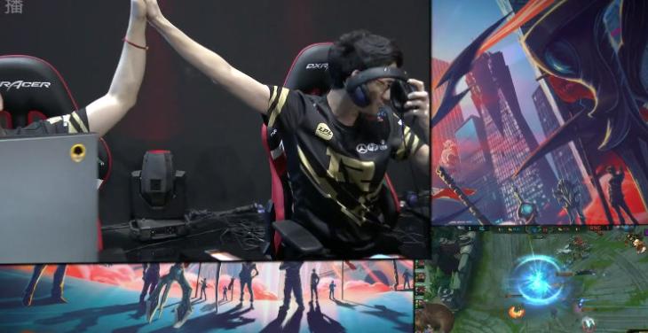 原创            RNG赢了IG之后,Karsa振臂高呼,小虎喜不自禁,为何他们如此激动?