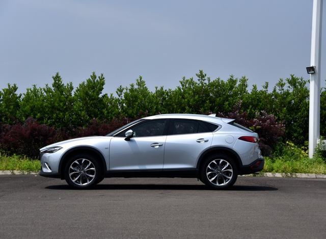 魂动 诠释汽车美学,马自达轿跑SUV入门价仅12.5万