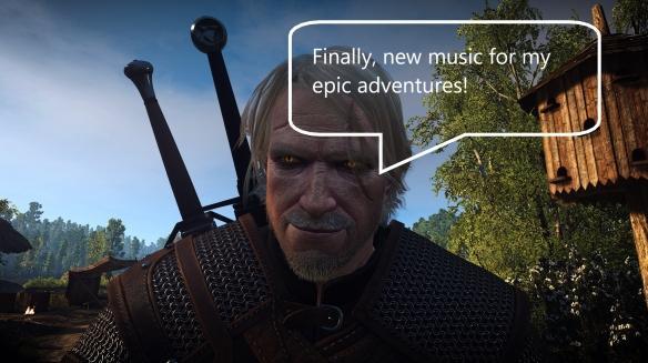 《巫师3》新音乐MOD:更多种类!游戏更有沉浸感